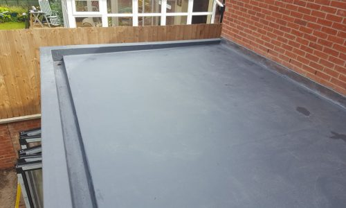 grp flat roofing handford by dm roofing