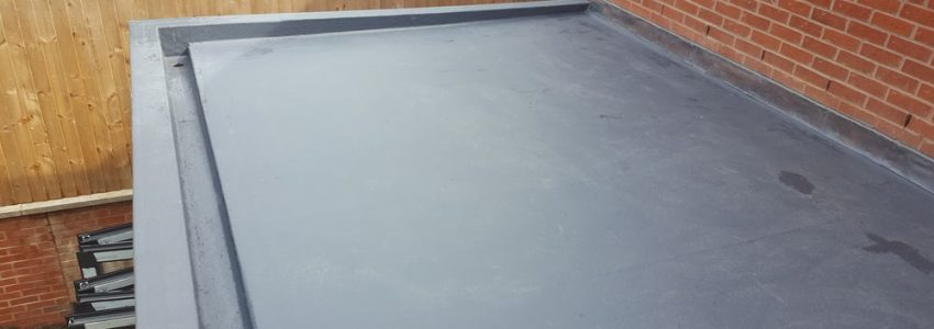 GRP Flat Roofing in Handford, Stockport