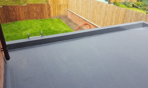grp fibreglass roof in handford, stockport