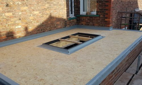flat roofing in heald green by dm roofing