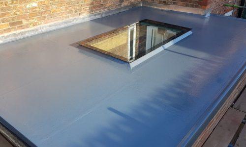 GRP Roof in Heald Green