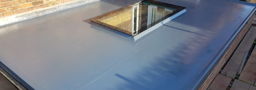 GRP Flat Roofing in Heald Green, Stockport.