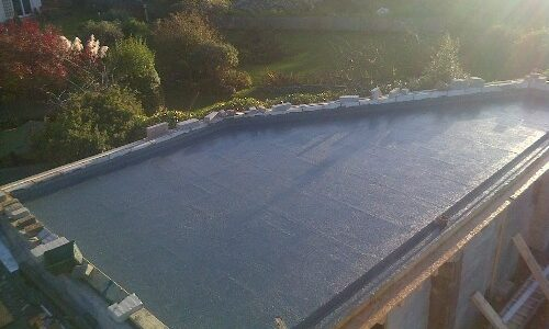 GRP Roof in Tameside