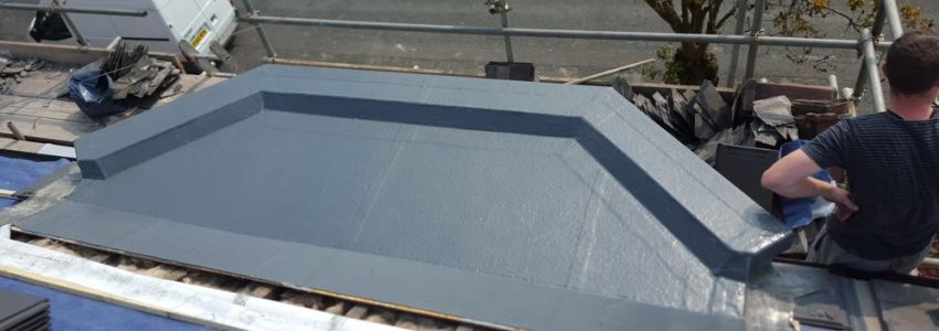 Bay GRP Flat Roofing in Hale