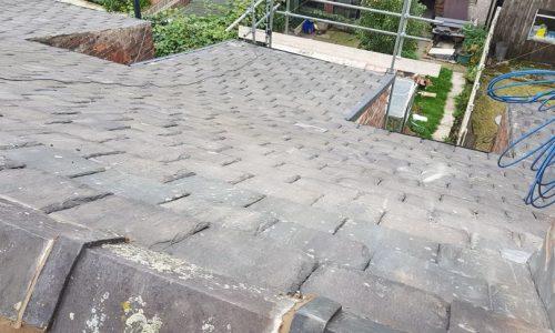 Roofers in Stretford Slate reroof