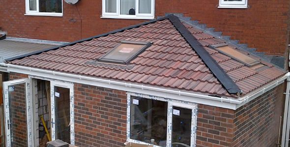 Tile Roof in Stockport