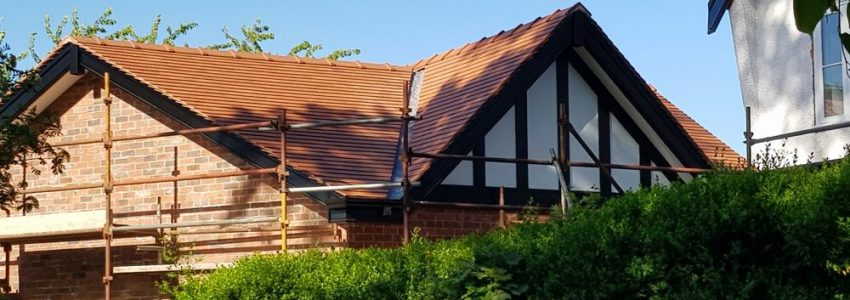 Tile Roofing in Bramhall